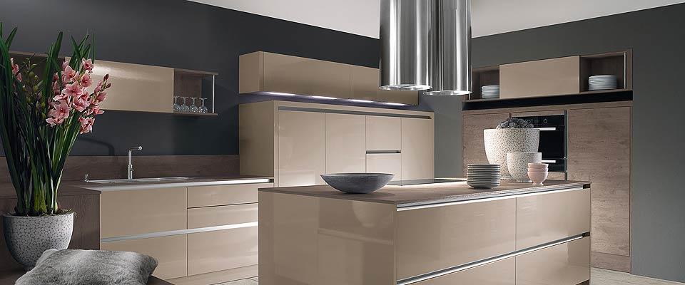 Modern Style bei Küchen-Schreiner-Meier