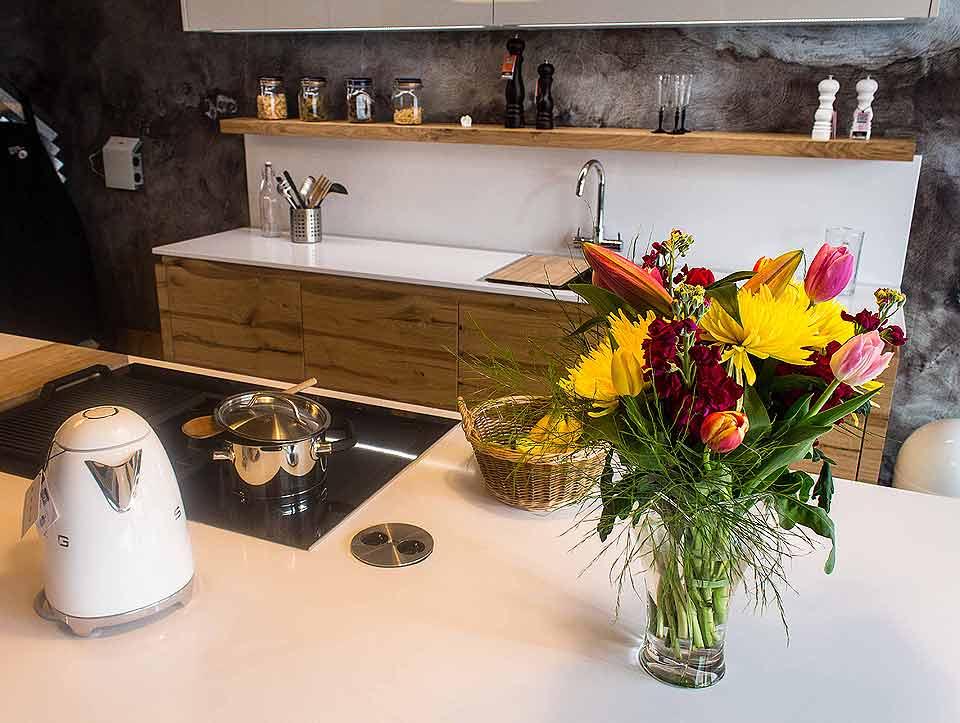Neue Studio-Küche bei Küchen-Schreiner-Meier