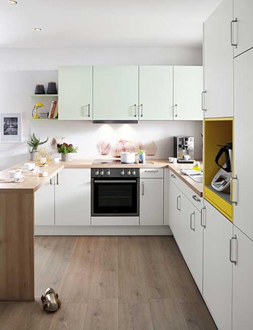 Schüller-Küchen bei Küchen-Schreiner-Meier