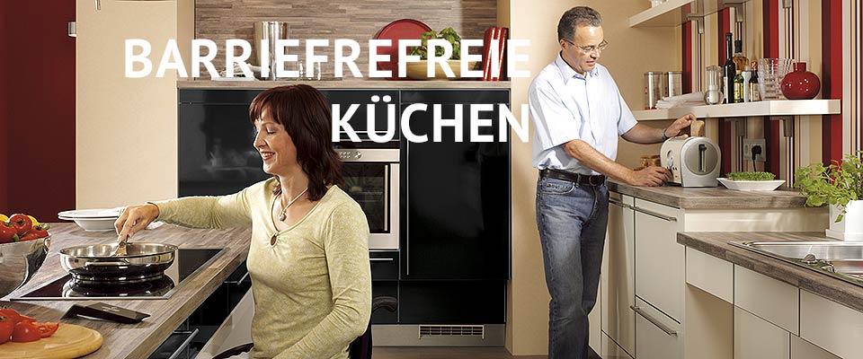 barrierefreie kuchenplanung