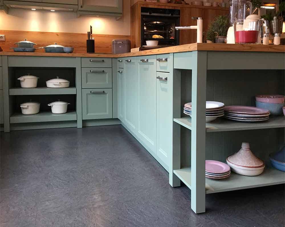 Cambia - Musterküche bei Küchen-Schreiner-Meier