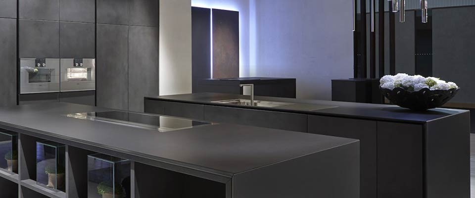 arbeitsplatten von dekton silestone akp k chen schreiner meier. Black Bedroom Furniture Sets. Home Design Ideas