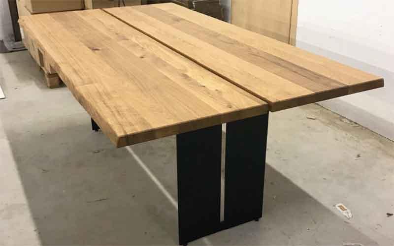 Echtholz Tische bei Küchen-Schreiner-Meier