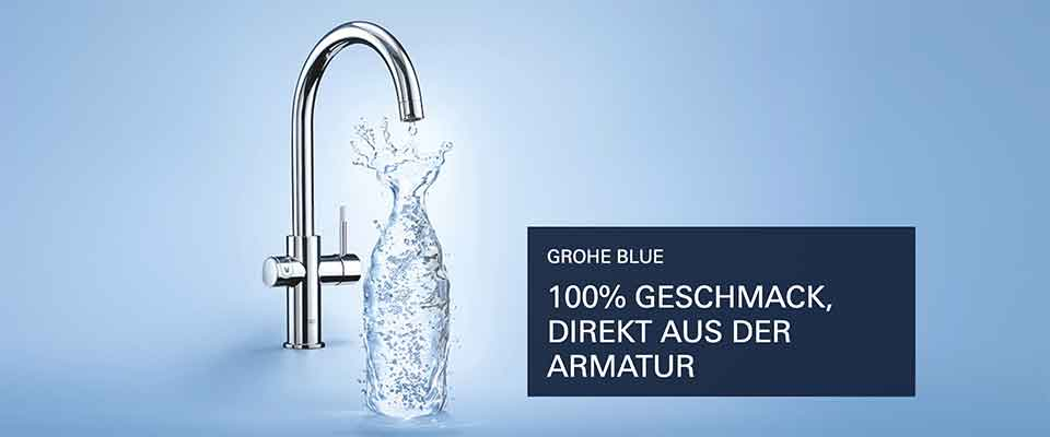 GROHE BLUE Wassersystem